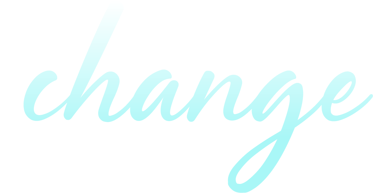 the power to change begins here
